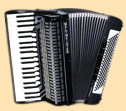 Piano Accordions Saphir - 120